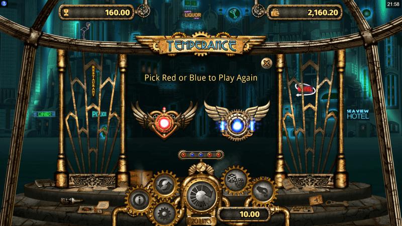เกมสล็อต Temperance เล่นยังไง